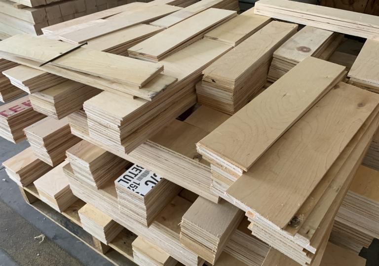 Il legno - la nostra materia prima